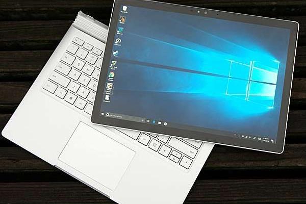 تست فنی لپ تاپ مایکروسافت مدل(Surface Book with Performance Base (GTX 965M