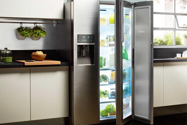 معرفی یخچال های سری FSR سامسونگ؛ دسترسی راحت تر به مواد غذایی