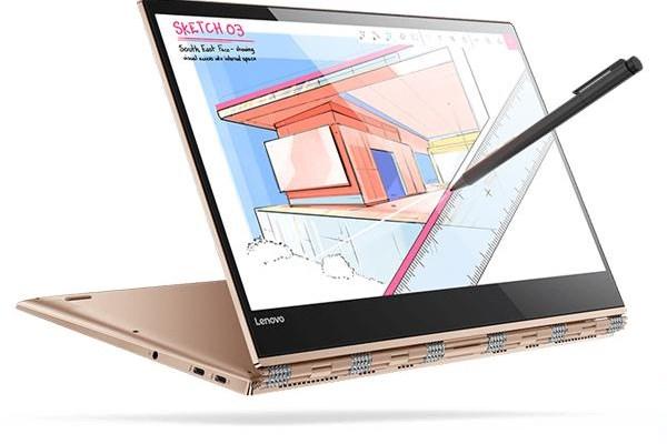 تست فنی لپ تاپ (Lenovo Yoga 920-13IKB (i7-8550U, FHD