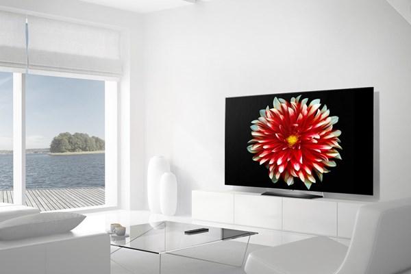 نقد و بررسی تلویزیون OLED B7 ال جی
