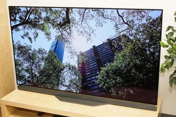 معرفی تلویزیون OLEDE6 ال جی