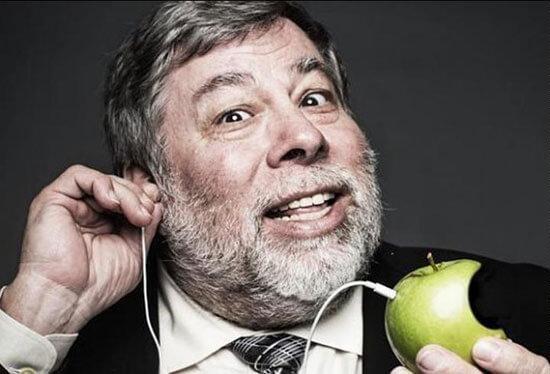 بیوگرافی مرد معروف اپل  Steve Wozniak