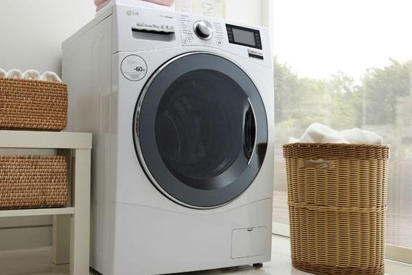 با ماشین لباسشویی Centum System الجی به لرزش و سروصدای ماشین لباسشویی پایان دهید