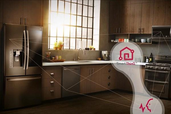 با محصولات جدید الجی، خانه هوشمند و رویایی خود را بسازید