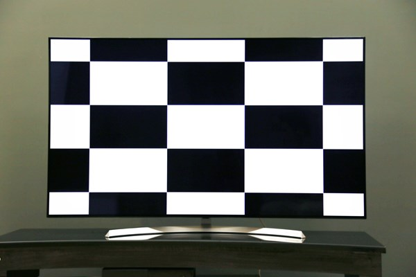 تست فنی تلویزیون SJ85000 ال جی