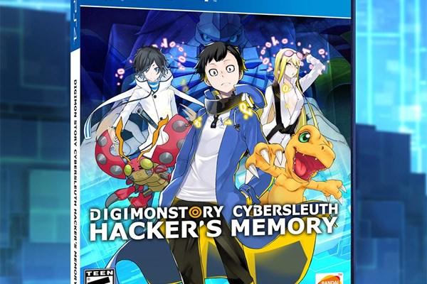 بررسی بازی  Digimon Story: Cyber Sleuth – Hacker's Memory