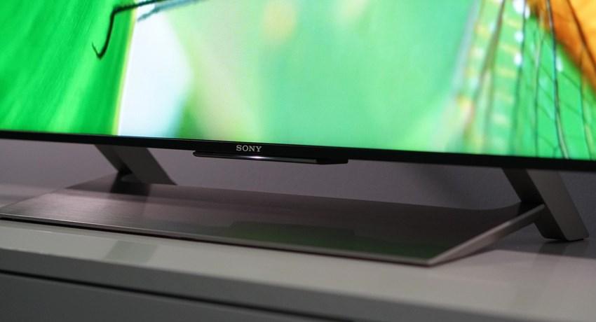 تست فنی تلویزیون X9000E سونی