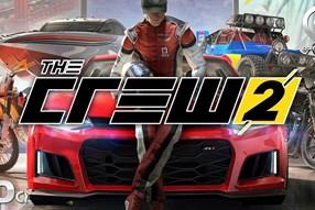 موتور Iron 883 در بازی The Crew 2