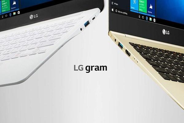 معرفی لپ تاپ فوق سبک LG Gram