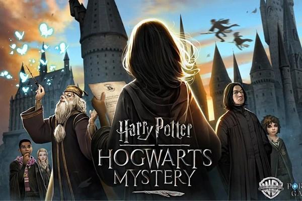 بازی موبایل Harry Potter: Hogwarts Mystery منتشر شد