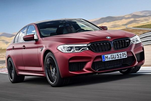 BMW M5 حدود 700 اسب بخار قدرت دارد