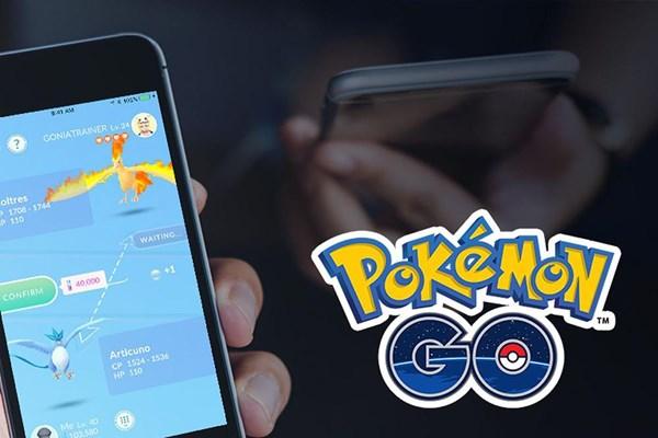 اضافه شدن قابلیت مبادله پوکمون به بازی Pokemon Go