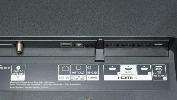 تست فنی تلویزیون X9000F سونی