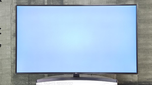 تست فنی تلویزیون UK69000 ال جی